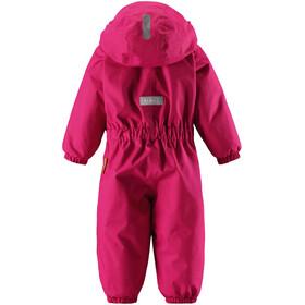 Reima Puhuri Overall Barn cranberry pink
